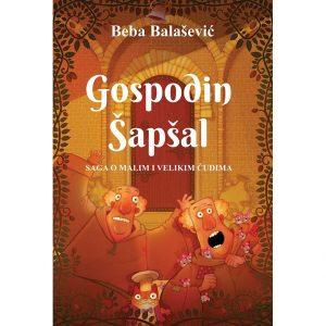 Beba Balašević - Gospodin Šapšal