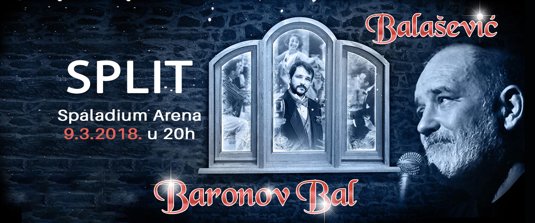 Baronov Bal u Splitu