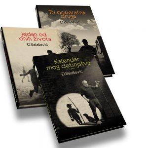 Đorđe Balašević - komplet romani