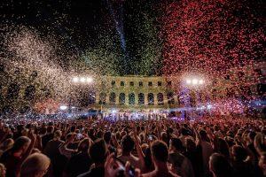Arena, Pula avgust 2019.