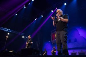 Balasevic koncert, Zadar 2017. scena